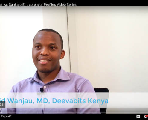 David Wanja Finding Impact TV