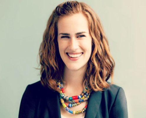 Nicole Van Der Tuin Finding Impact Podcast