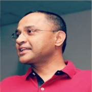 Raghu Krishnaswamy Finding Impact